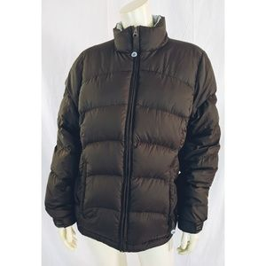L L Bean Misses Jacket M Goose Down Puffer